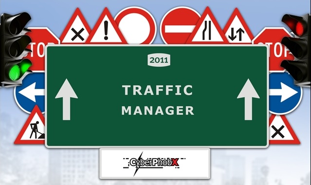 渋滞解消ゲーム